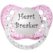 Heart Breaker Pacifier