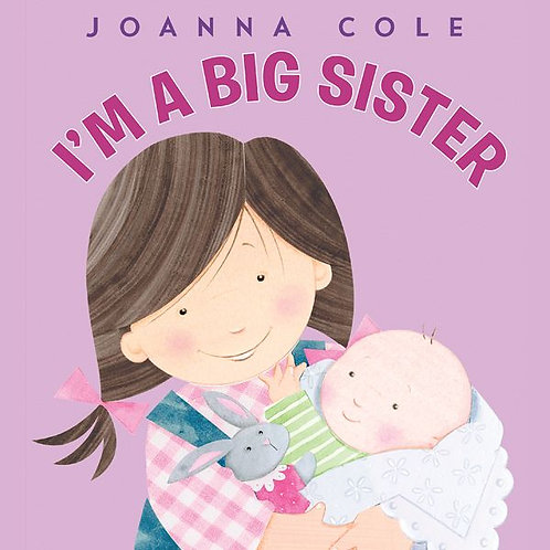 I'm a Big Sister book by Joanna Cole