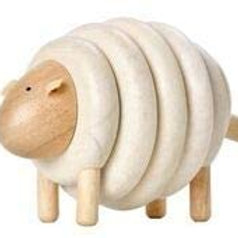 Lacing Sheep by Plan Toys