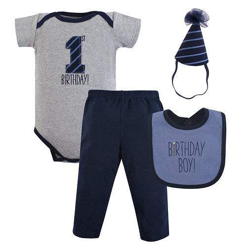 Baby Boy First Birthday Outfit, 1st Birthday!