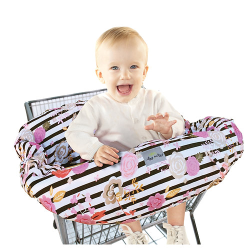 Ritzy Sitzy Shopping Cart & High Chair Cover