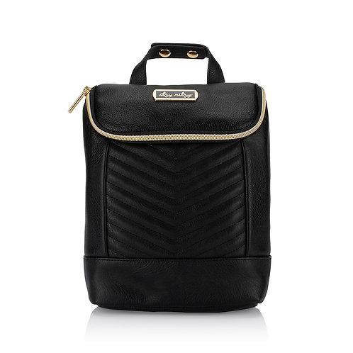 Chill Like a Boss Insulated Bottle Bag, Jetsetter Black