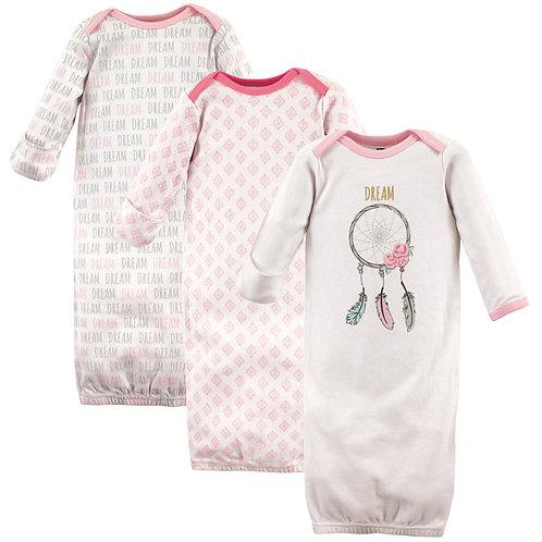 Hudson Baby Sleep Gown, Dreamcatcher