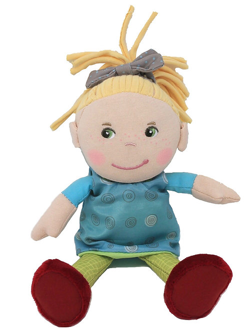 Merle Soft Baby Doll by HABA