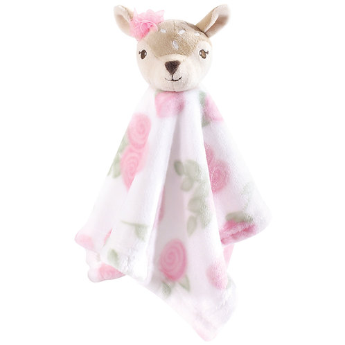Hudson Baby Fawn Security Blanket