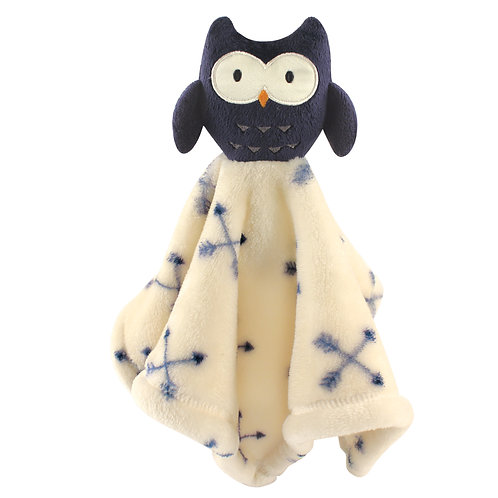 Hudson Baby Owl Security Blanket