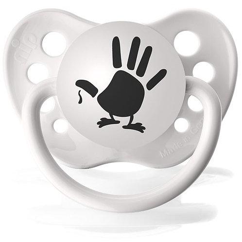 Hand Turkey Pacifier