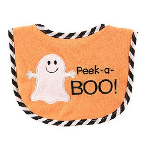 Halloween Bib - Peek a BOO!