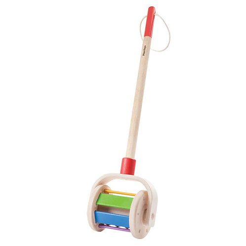 Plan Toys Walk and Roll Push and Pull Toy