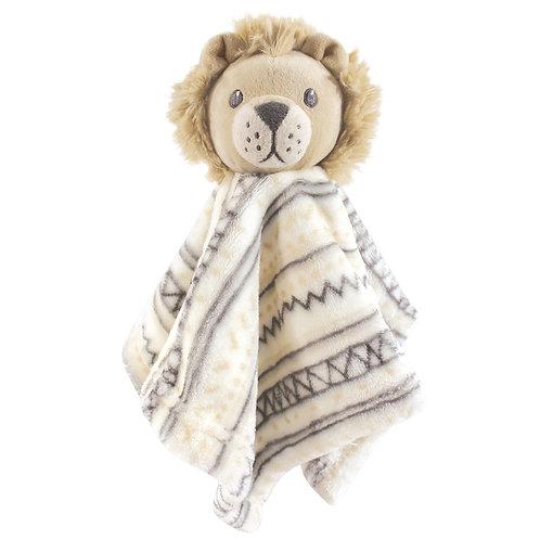 Hudson Baby Lion Security Blanket