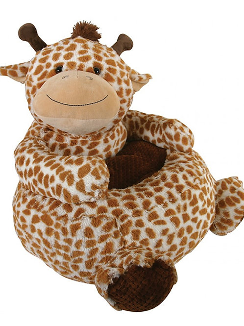 Stephan Baby Giraffe Giant Plush Chair