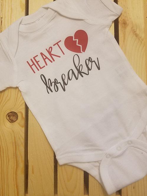 Heartbreaker Onesie for Baby