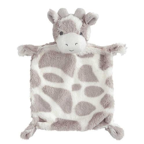Giraffe Flatso Security Blankie by Elegant Baby