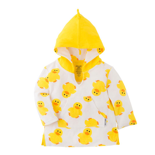 Duck swim cover for baby