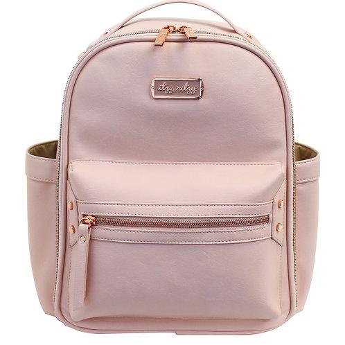 Itzy Mini Diaper Bag, Blush