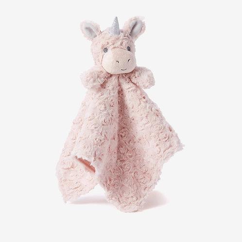 Unicorn Swirl Security Blanket by Elegant Baby