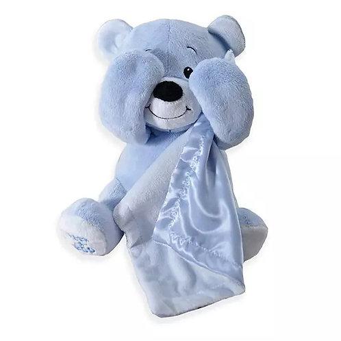 Animated Peek-a-Boo Bear with Blankie