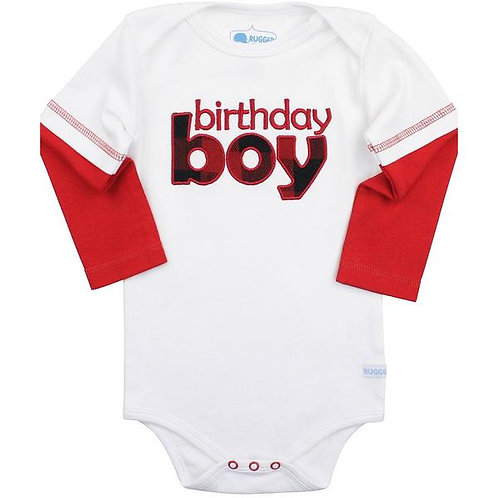 Birthday Boy Bodysuit