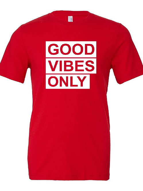 Good Vibes Only T-shirt, Positive Vibes, tshirts for Dad
