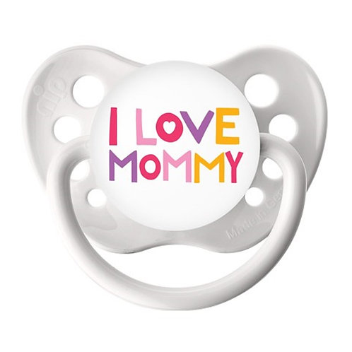 I Love Mommy Pacifier