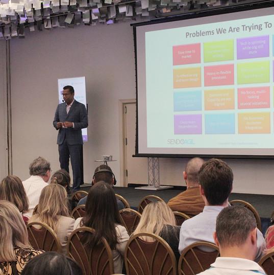 Eric A. Adames - Business Agility Brazil 2019