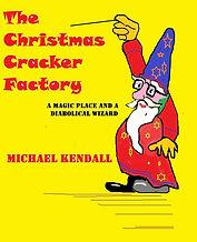 Christmas Cracker Factory book cover