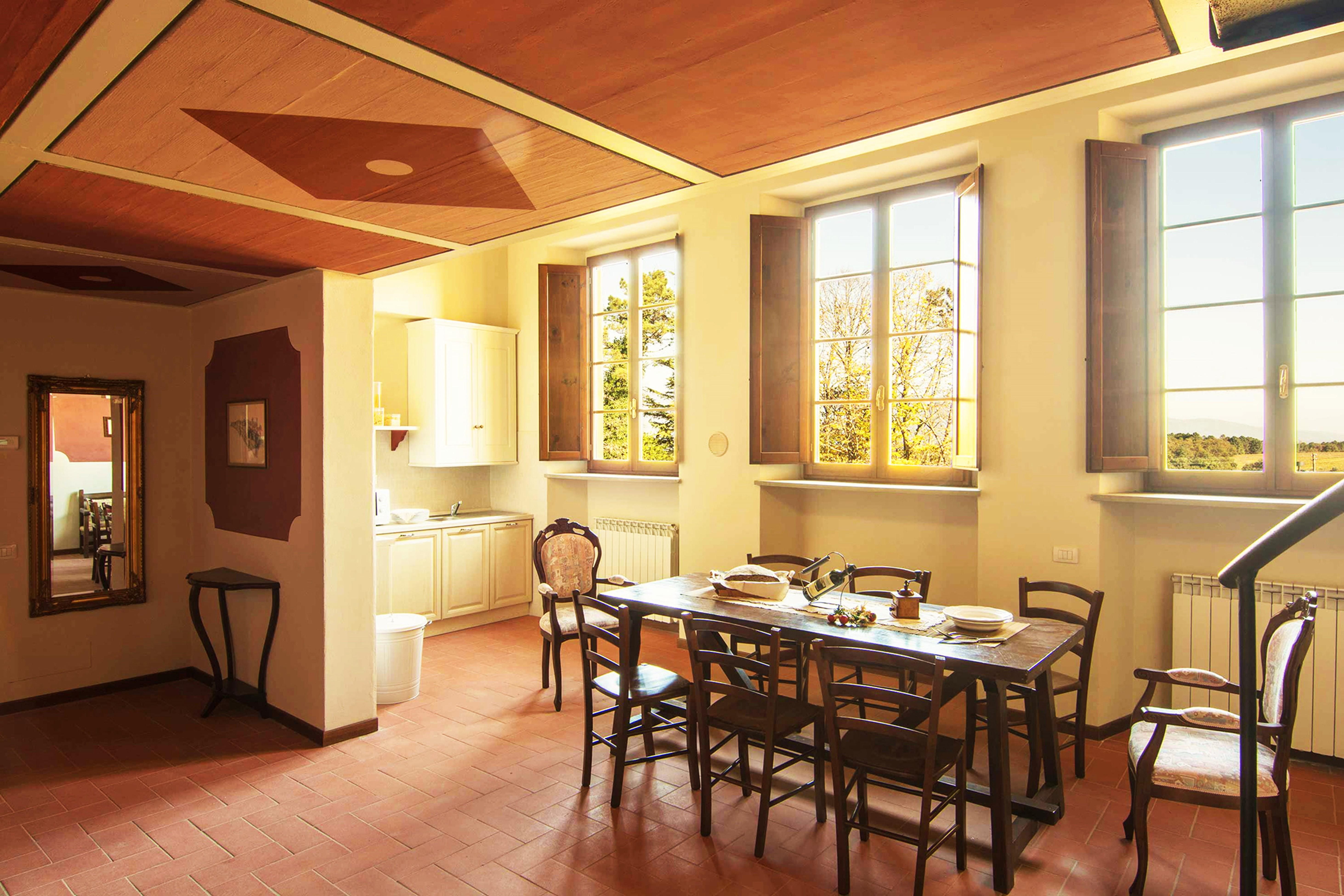 Appartamento con cucina completa