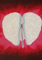 Peinture médiumnique thérapeutique Poumons
