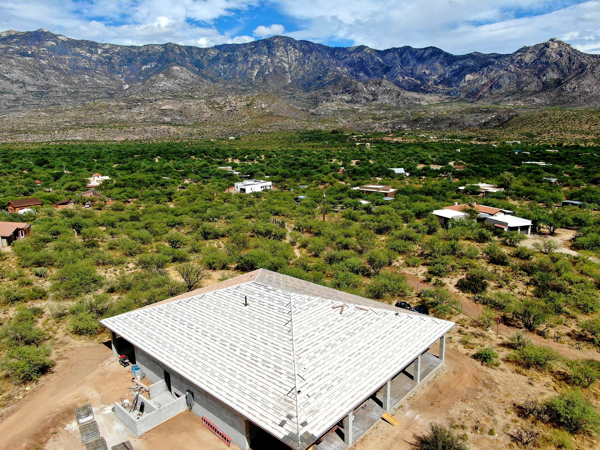 Golder ranch new construction .