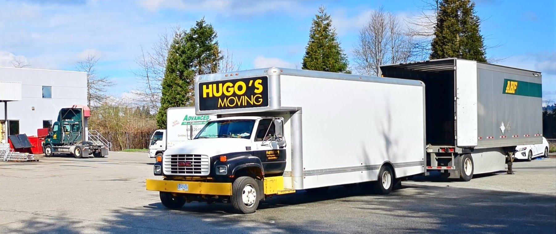 Truck Hugo's Movin g