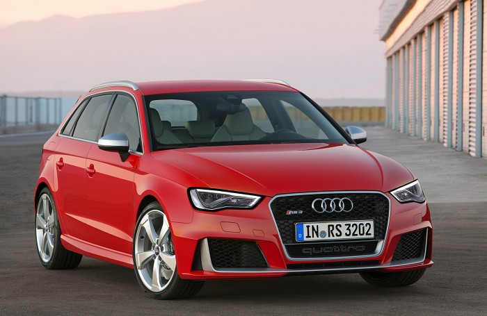Kropac Media - Audi RS3 shooting