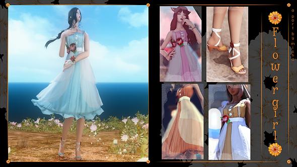 [ZIN] Flowergirl (Gen3)