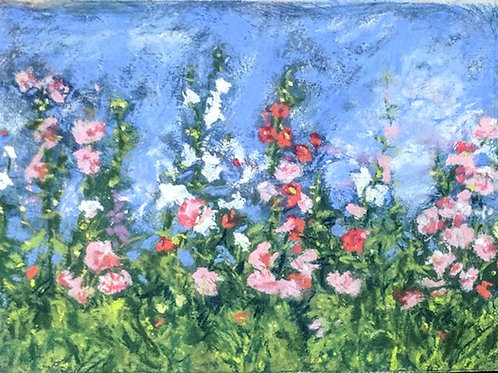"""Taos Blossoms"" Loel Barr"