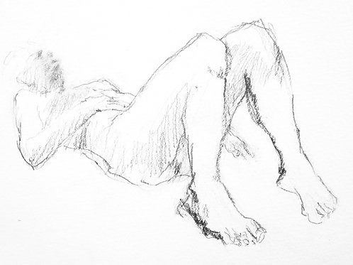 Figure Drawing Workshop with Andrea Geller