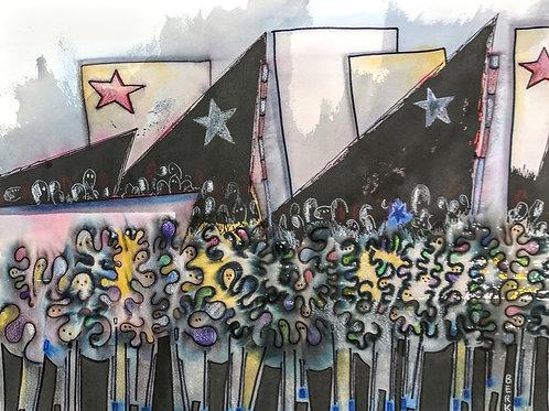 """Demonstration"" Edward Berkise"