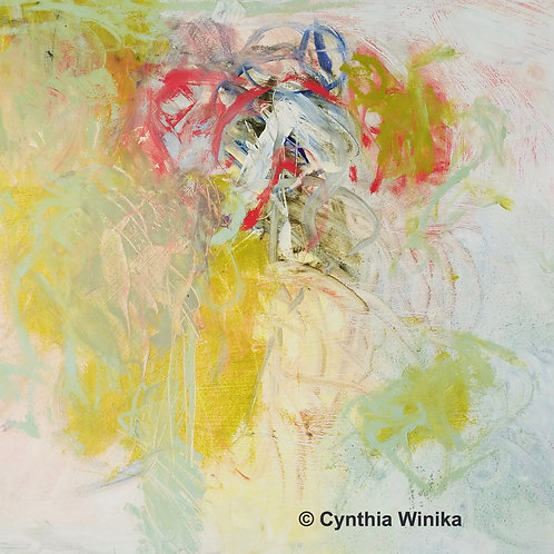 """""""Experiments in Spontaneity: An Abstract Painting Workshop"""" registration"""