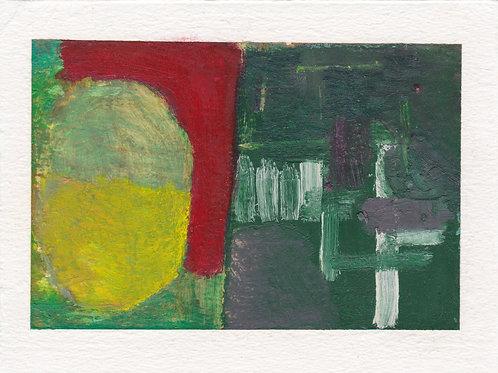 "'Untitled (Spring)"" Caleb Elsbree"