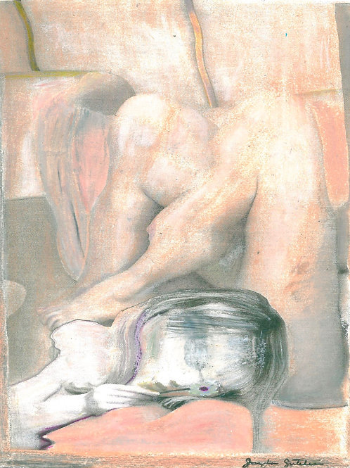 """Untitled #5"" Josepha Gutelius"