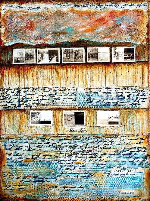 """Letters"" Shelley Davis"