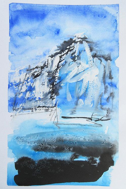 """""""Glacier"""" Andrea Geller"""