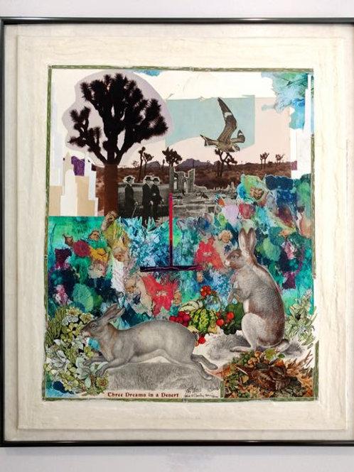 """""""Three Dreams In a Desert"""" Fay Wood"""