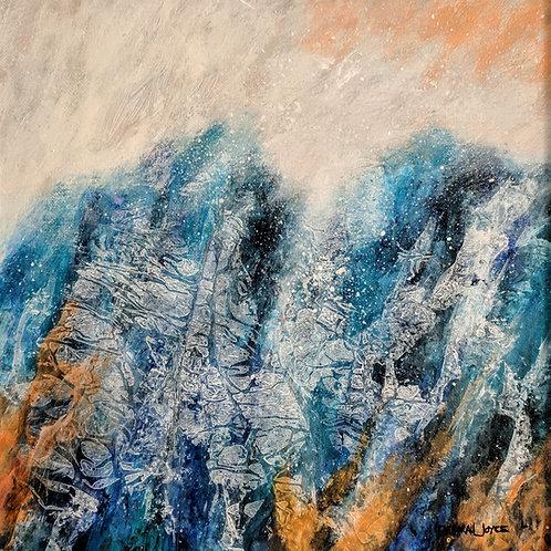 """""""Mountain Mystery"""" Deborah Joyce"""