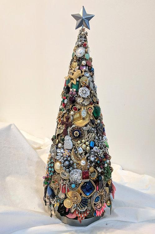 """""""Christmas Tree #4"""" Betsy Wilson"""