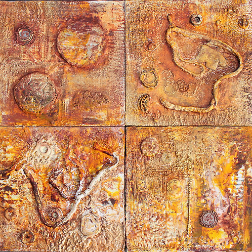 """Planetary Confusion"" Ann Morris"