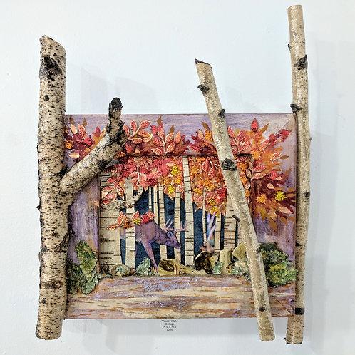 """Woods Walk"" Andrea Walcutt Perez"
