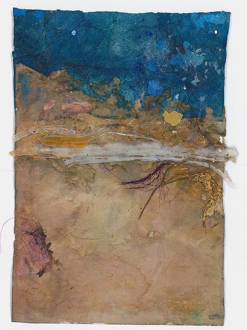 """Catskill Landscape IV"" BarbaraAdrienne Rosen"