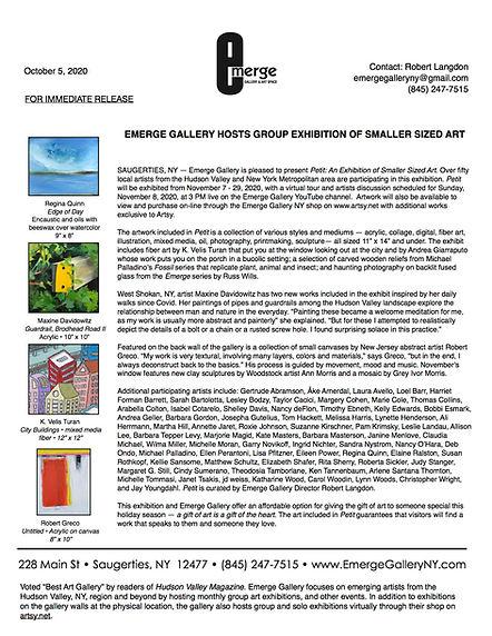 Emerge Gallery_Petit_Press Release.jpg