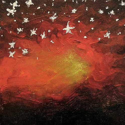 """Starry Starry Night"" Ruth Edwy"