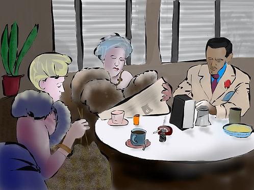 """""""Breakfast"""" Tad Richards"""