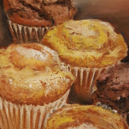 """""""Muffins"""" Wendy Doney"""